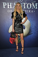 """Abbie Quinnen at the """"The Phantom Of The Opera"""" 35th anniversary gala performance, Her Majesty's Theatre, Haymarket, on Monday 11th October 2021, in London, England, UK. <br /> CAP/CAN<br /> ©CAN/Capital Pictures"""