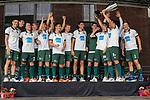 Harvestehuder THC v Uhlenhorst Muelheim - Finale - Herren - Liga-Cup 2021