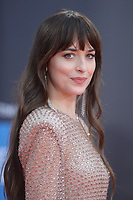 """**North America Only***<br /> <br /> Dakota Johnson attends """"The Lost Daughter"""" UK Premiere at The Royal Festival Hall during the 65th BFI London Film Festival in London.<br /> <br /> OCTOBER 13th 2021<br /> <br /> Credit: Matrix / MediaPunch"""