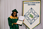 Bawili, Sifa  received their diploma at Bryan Station High school on  Thursday June 4, 2020  in Lexington, Ky. Photo by Mark Mahan Mahan Multimedia