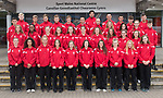Team Wales team photo prior to leaving for the Bahamas 2017 Youth commonwealth games - Sport Wales National centre - Sophia Gardens  - Saturday 15th July 2017 - Wales <br /> <br /> ©www.Sportingwales.com - Please Credit: Ian Cook - Sportingwales