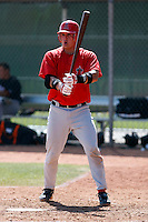 Beau Brooks - Los Angeles Angels - 2009 spring training.Photo by:  Bill Mitchell/Four Seam Images