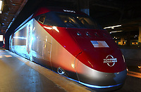 2003 File Photo<br /> Bombardier new passenger train<br /> Photo by sevy / Images Distribution