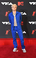 Eben attends the 2021 MTV Video Music Awards at Barclays Center on September 12, 2021 in the Brooklyn borough of New York City.<br /> CAP/MPI/IS/JS<br /> ©JSIS/MPI/Capital Pictures