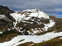 Garibaldi Pass in Tierra Del Fuego