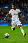 Rodrygo Goes of Real Madrid during La Liga match between Real Madrid and CD Leganes at Santiago Bernabeu Stadium in Madrid, Spain. October 30, 2019. (ALTERPHOTOS/A. Perez Meca)