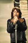 The DOORS 1968 Jim Morrison on Top Of The Pops..© Chris Walter..