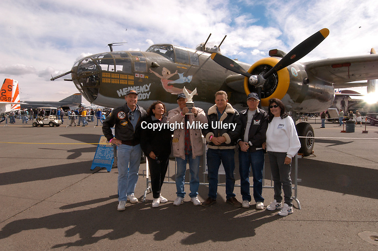 National Aviation Heritage Invitational (NAHI) held at Reno during the Reno Air Races. NAHI Best of the Best event at Oshkosh during EAA AirVenture.