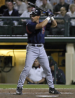March 26, 2004:  Omar Vizquel of the Cleveland Indians organization during Spring Training at Wide World of Sports in Orlando, FL.  Photo copyright Mike Janes/Four Seam Images