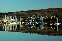 Kirkcudbright from The Stell, Dumfries and Galloway<br /> <br /> Copyright www.scottishhorizons.co.uk/Keith Fergus 2011 All Rights Reserved
