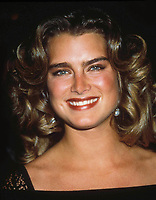 Brooke Shields 1990 Photo by Adam Scull-PHOTOlink.net