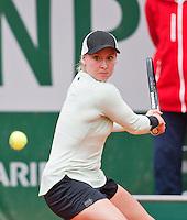 03-06-13, Tennis, France, Paris, Roland Garros,  Bethanie Mattek-Sands