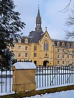 Seniorenresidenz Pescatore, J.P. Foundation, Luxemburg-City, Luxemburg, Europa, UNESCO-Weltkulturerbe<br /> Retirement home Pescatore, J.P. Foundation, Luxembourg City, Europe, UNESCO Heritage Site