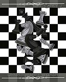 Dreams, MASCULIN, MÄNNLICH, MASCULINO, paintings+++++,MEDAMEN04/3,#M#, EVERYDAY,chess ,games ,jack dreams
