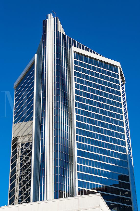 Chairman Tower Hotel at Trump Taj Mahal, casino and hotel, Atlantic City, New Jersey, USA