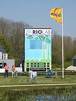 Nederland Groningen - 2019. Zernike Campus. RIO is Ruimte Innovatie en Ontwikkeling. RIO verbindt innovatie en projecten. Gebruikers staan in de projecten centraal.  Foto Berlinda van Dam / Hollandse Hoogte