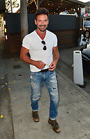 Frank Grillo spotted At Craig's In Hollywood