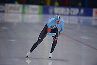 SPEEDSKATING: 22-11-2019 Tomaszów Mazowiecki (POL), ISU World Cup Arena Lodowa, 5000m Men Division A, Bart Swings (BEL), ©photo Martin de Jong