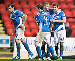St Johnstone v Hamilton Accies…28.01.17     SPFL    McDiarmid Park<br />
