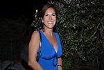 DANIELA PULCI<br /> PARTY DI PAOLO PAZZAGLIA<br /> PALAZZO FERRAJOLI ROMA 2009