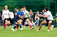Saturday 5th September 2021<br /> <br /> Tom Larke during U18 Clubs inter-pro between Ulster Rugby and Leinster at Newforge Country Club, Belfast, Northern Ireland. Photo by John Dickson/Dicksondigital