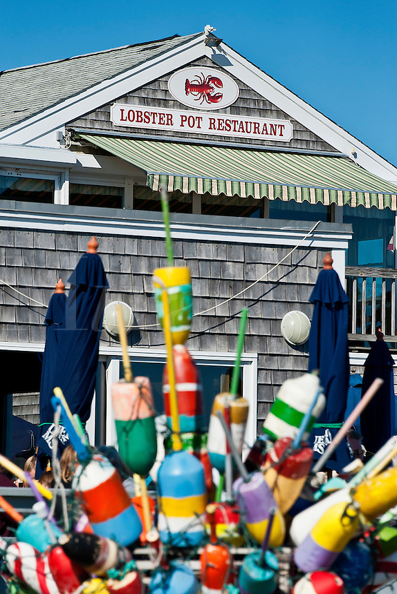 Lobster Pot, Seafood restaurant, Provincetown, Cape Cod, Massachusetts, USA