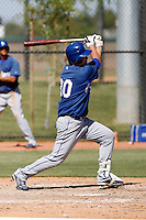 Tae-Hyeok Nam - Los Angeles Dodgers 2009 Instructional League. .Photo by:  Bill Mitchell/Four Seam Images..