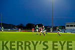 during the Kerry County Senior Football Championship Semi-Final match between East Kerry and St Brendan's at Austin Stack Park in Tralee, Kerry.