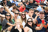 20th March 2021; Dunedin, New Zealand;  Fans enjoy the day during the New Zealand Black Caps v Bangladesh International one day cricket match. University Oval, Dunedin.