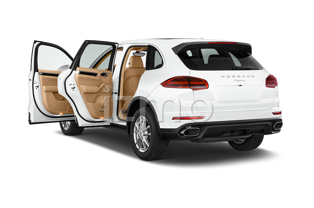 Car images of 2017 Porsche Cayenne - 5 Door SUV Doors