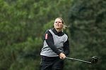 Malene Jorgensen of Denmark tees off at the 14th hole during Round 2 of the World Ladies Championship 2016 on 11 March 2016 at Mission Hills Olazabal Golf Course in Dongguan, China. Photo by Lucas Schifres / Power Sport Images