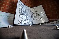 "10.06.2014 - ""Homes Not Spike"" - Demonstration"