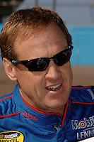Nov 12, 2005; Phoenix, Ariz, USA;  Nascar Nextel Cup driver Rusty Wallace driver of the #2 Miller Light Dodge during qualifying for the Checker Auto Parts 500 at Phoenix International Raceway. Mandatory Credit: Photo By Mark J. Rebilas