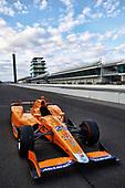 Verizon IndyCar Series<br /> Fernando Alonso Test for Indianapolis 500<br /> Indianapolis Motor Speedway, Indianapolis, IN USA<br /> Tuesday 2 May 2017<br /> Fernando Alonso Honda/Dallara IndyCar<br /> World Copyright: Michael L. Levitt<br /> LAT Images