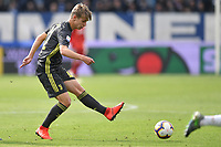 Hans Nicolussi Caviglia of Juventus in action <br /> Ferrara 13-4-2019 Stadio Paolo Mazza Football Serie A 2018/2019 SPAL - Juventus <br /> Foto Andrea Staccioli / Insidefoto