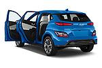 Car images of 2022 Hyundai Kona-Electric Limited 5 Door SUV Doors
