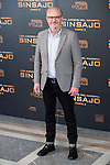 """Director Francis Lawrence during the presentation of film """"The Hunger Games: Sinsajo Part 2"""" in Madrid, Novermber 10, 2015.<br /> (ALTERPHOTOS/BorjaB.Hojas)"""