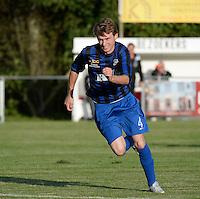 FC Veldegem  : Yannick Haesaert <br /> Foto VDB / Bart Vandenbroucke