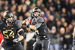 Baylor Bears quarterback Bryce Petty (14) in action during the game between the Oklahoma Sooners and the Baylor Bears at the Floyd Casey Stadium in Waco, Texas. Baylor defeats OU 41 to 12.