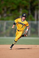 Patrick Alvarez during the WWBA World Championship at the Roger Dean Complex on October 18, 2018 in Jupiter, Florida.  Patrick Alvarez is a shorstop from Charlotte, North Carolina who attends Myers Park High School and is committed to North Carolina.  (Mike Janes/Four Seam Images)