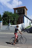 Antigo Hospital do Telegrafo, Mindelo, Sao Vicente, Kapverden, Afrika