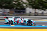 #33 TF Sport Aston Martin Vantage AMR LMGTE Am, Ben Keating, Dylan Pereira, Felipe Fraga, 24 Hours of Le Mans , Free Practice 1, Circuit des 24 Heures, Le Mans, Pays da Loire, France