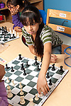 Afterschool chess program for elementary students graduates of Headstart program