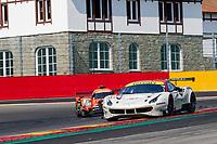 #54 AF CORSE - LMGTE - FERRARI F488 GTE EVO - THOMAS FLOHR/FRANCESCO CASTELLACCI