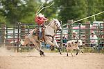 VHSRA - New Kent, VA - 5.18.2014 - Tie Down Roping
