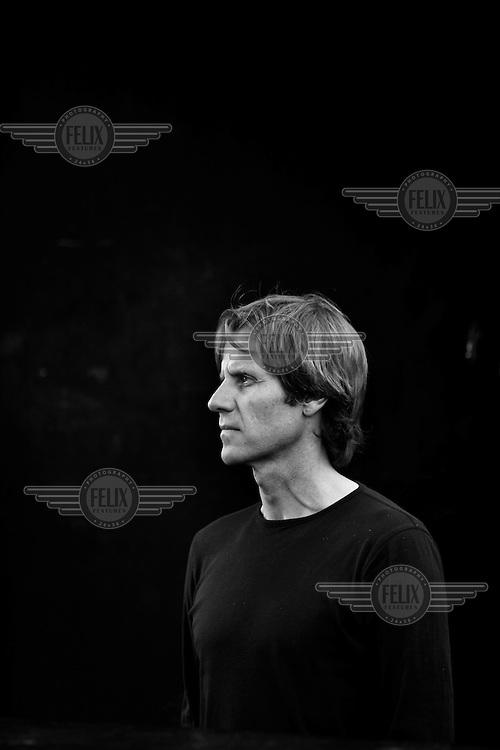 Generalsekretær i Amnesty International Norge John Peder Egenæs. Foto:Fredrik Naumann/Felix Features