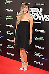 Corina attends `Open Windows´new film premiere at Palafox Cinemas in Madrid, Spain. June 30, 2014. (ALTERPHOTOS/Victor Blanco)
