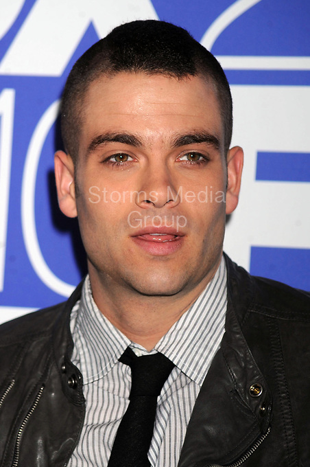 NEW YORK - MAY 17: Mark Salling attends the 2010 FOX Upfront after party at Wollman Rink, Central Park on May 17, 2010 in New York City<br /> <br /> People:  Mark Salling