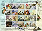 ,LANDSCAPES, LANDSCHAFTEN, PAISAJES, LornaFinchley, paintings+++++,USHCFIN0000A,#L#, EVERYDAY ,vintage,stamps,puzzle,puzzles