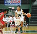SMU defeats Tulane, 62-56, in Women's Basketball at Devlin Fieldhouse.